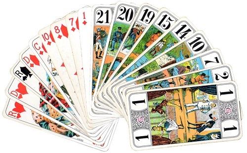 Règles et présentation des cartes du Tarot - Fête du Jeu