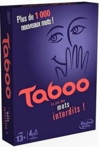 jeu du taboo